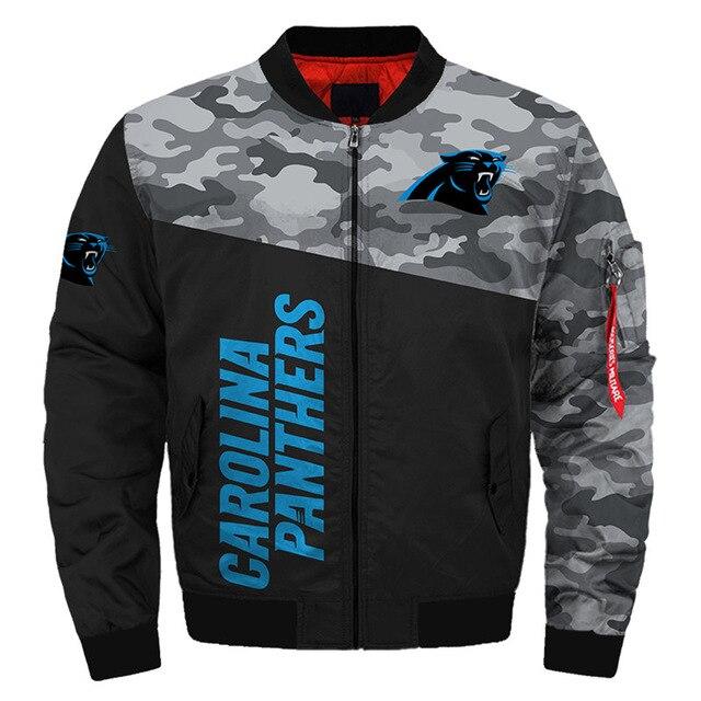 Carolina Panthers jacket 4