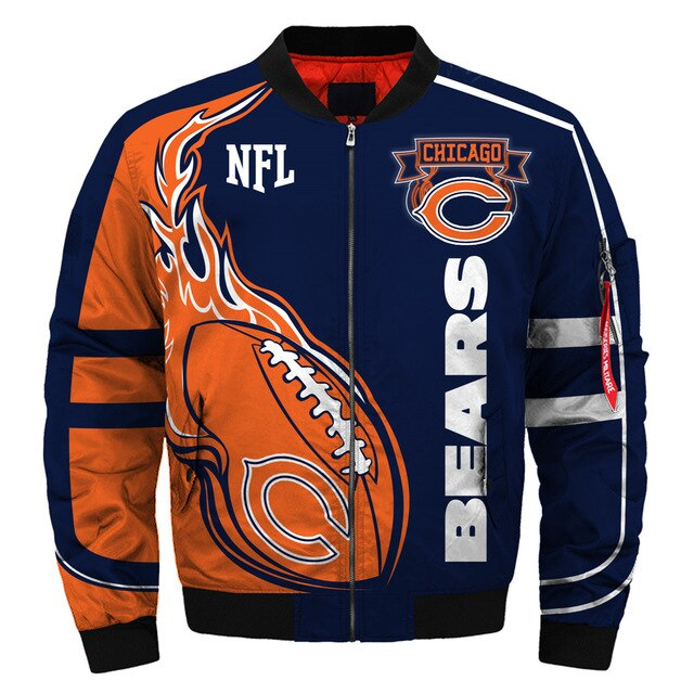 Chicago Bears Jacket
