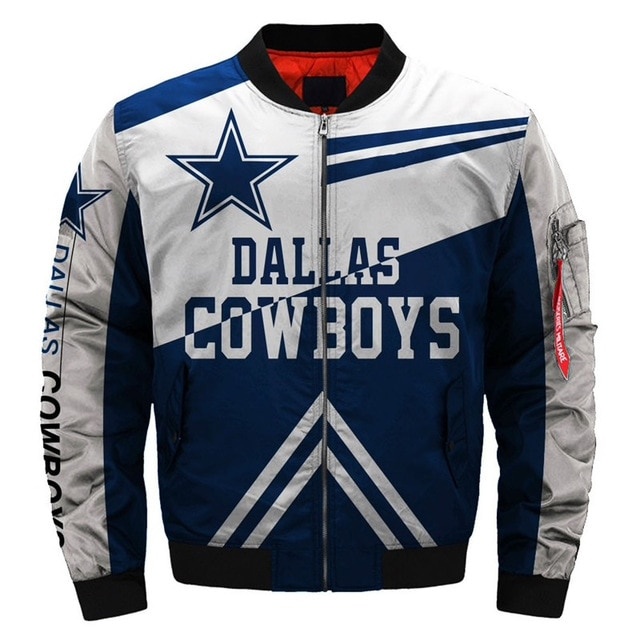 Dallas Cowboys bomber jacket 02