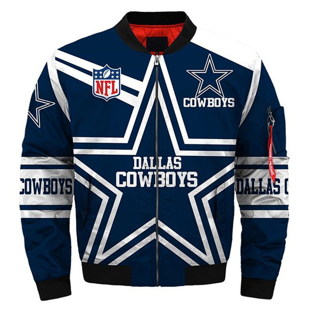 Dallas Cowboys bomber jacket 03