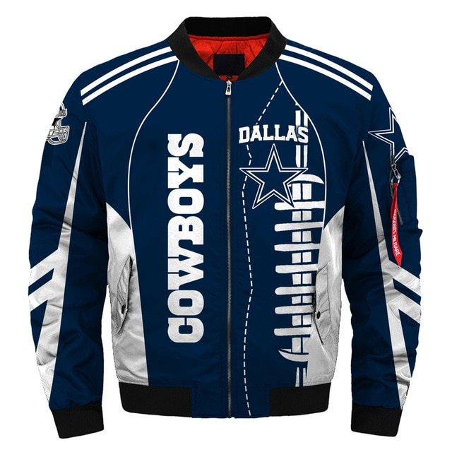 Dallas Cowboys bomber jacket 01