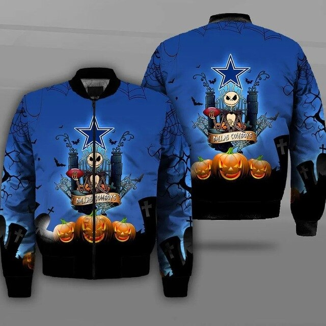 Dallas Cowboys bomber jacket 06