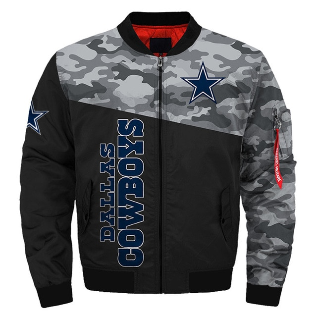 Dallas Cowboys bomber jacket 04