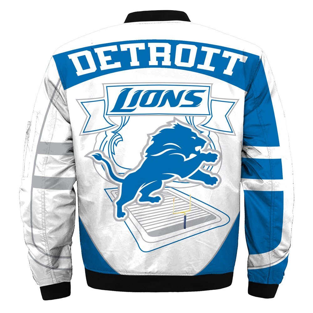 Detroit Lions bomber jacket