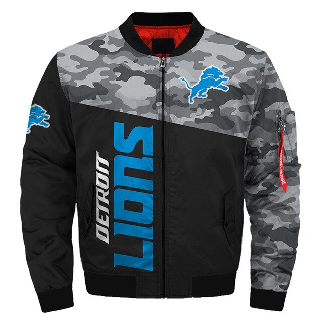 Detroit Lions jacket 2