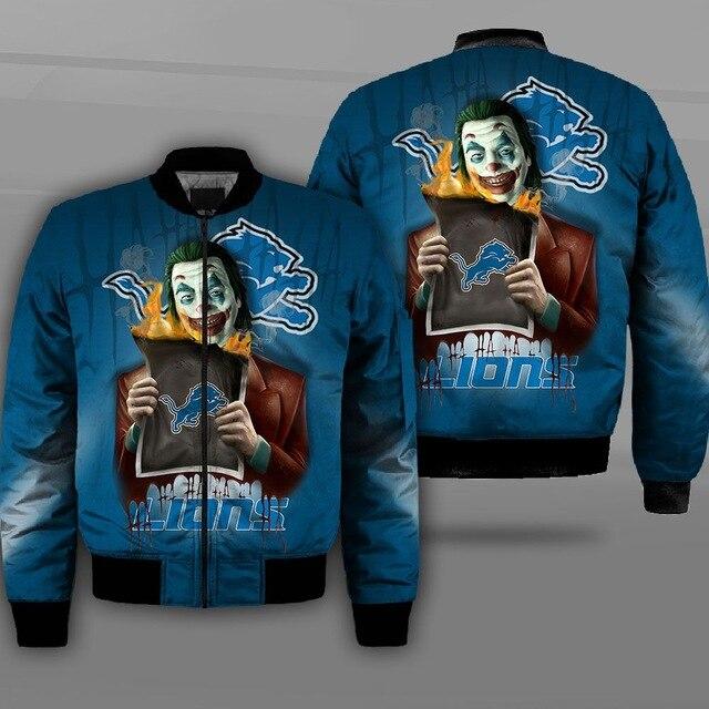 Detroit Lions jacket 4
