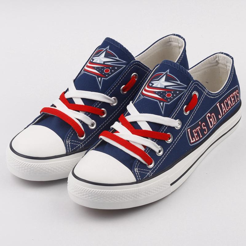 Columbus Blue Jackets shoes