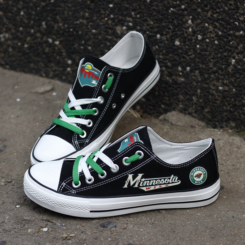Minnesota Wild shoes