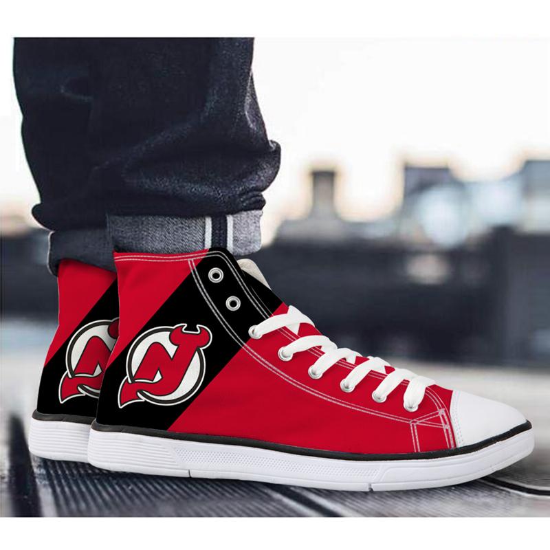 New Jersey Devils 3D shoes