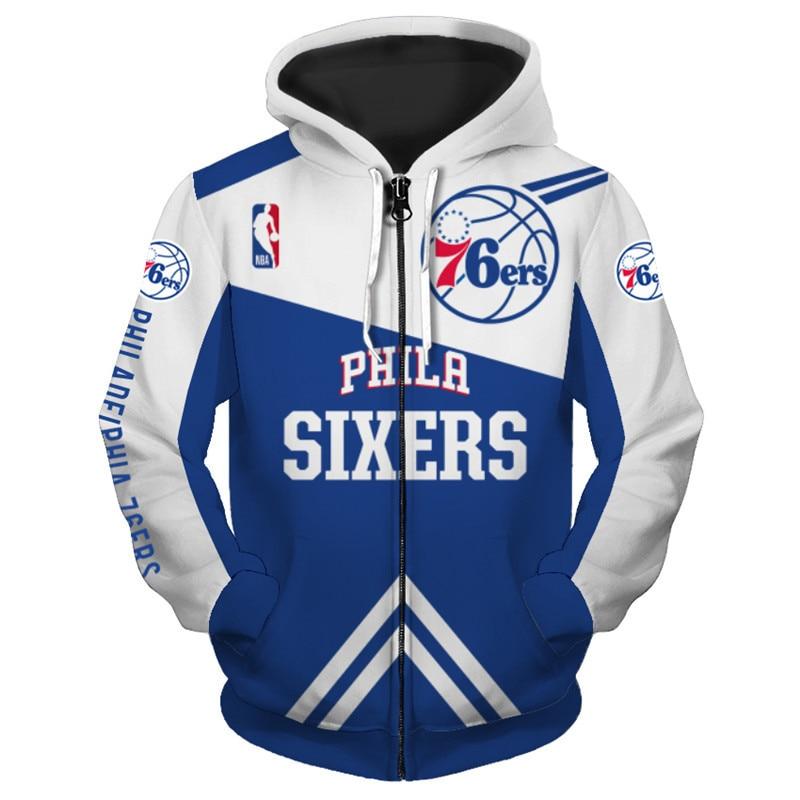 Philadelphia 76ers hoodie