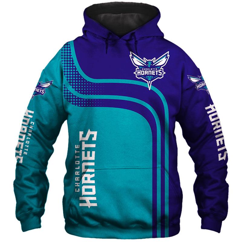 Charlotte Hornets hoodie