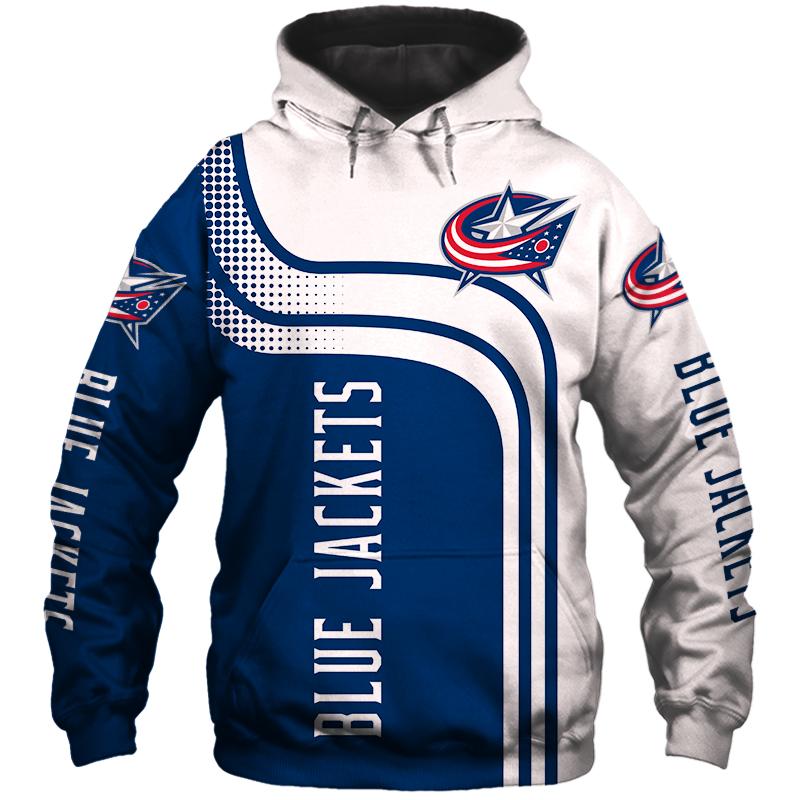 Columbus Blue Jackets Hoodie