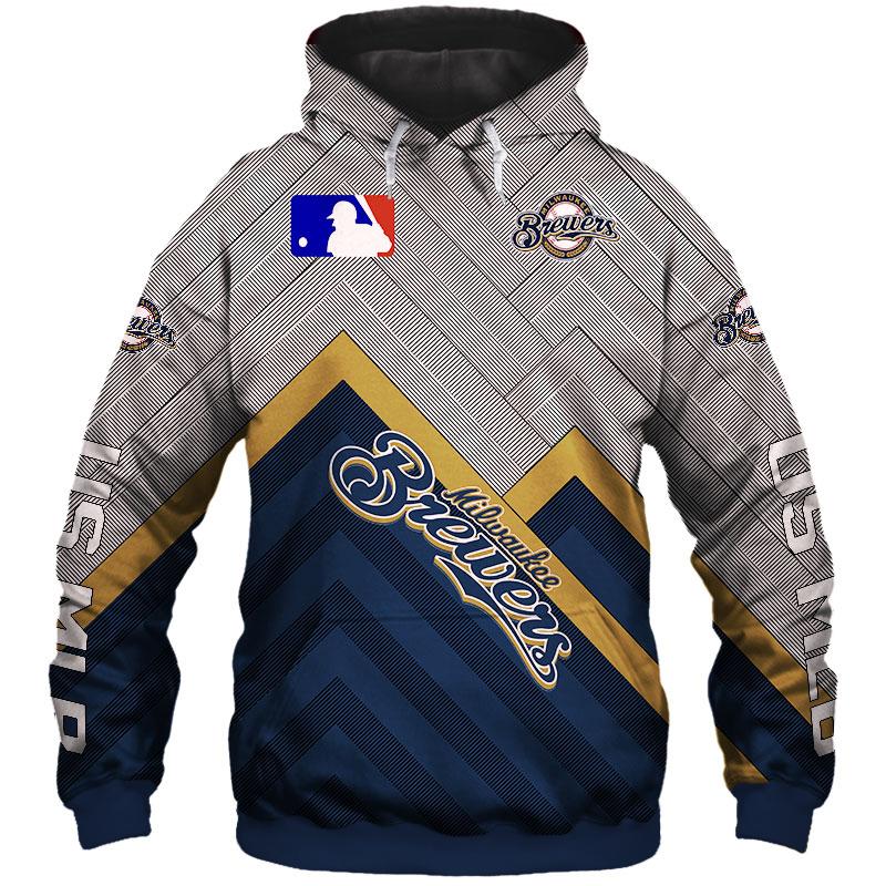 Milwaukee Brewers Hoodie