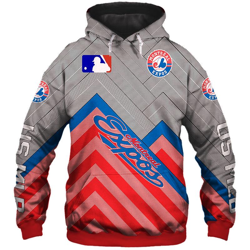 Montreal Expos hoodie
