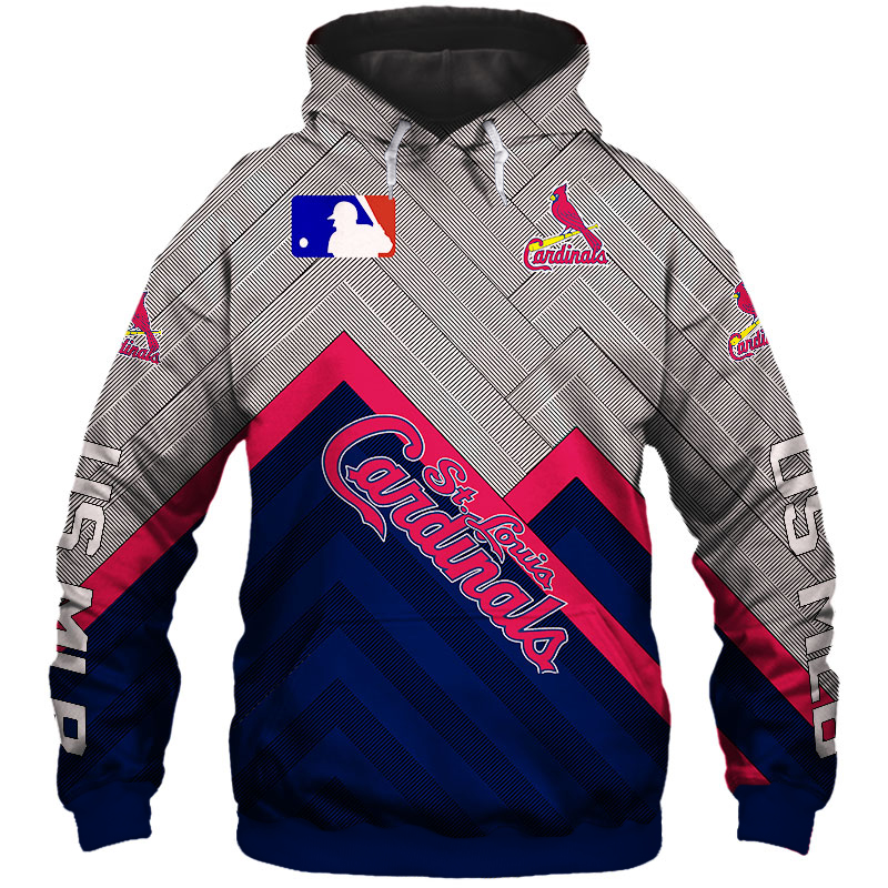 St. Louis Cardinals Hoodie