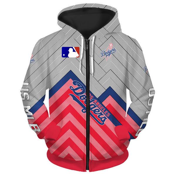 Los Angeles Dodgers hoodie