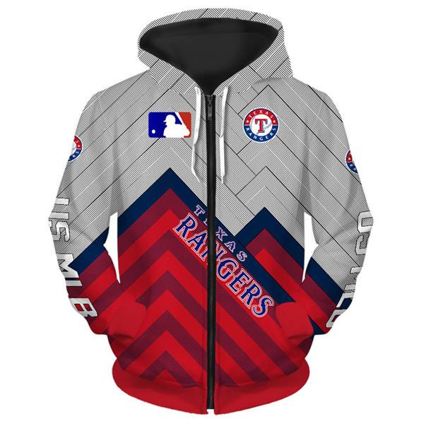 Texas Rangers Hoodie
