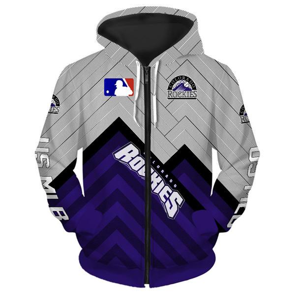 Colorado Rockies hoodie
