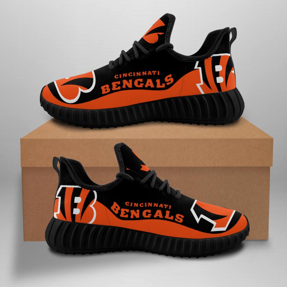 Cincinnati Bengals Yeezy Shoes