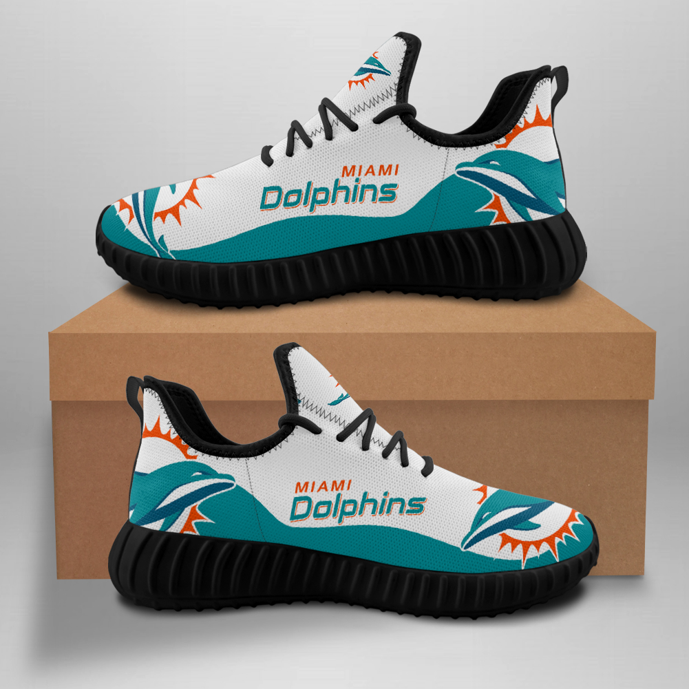 Miami Dolphins shoes