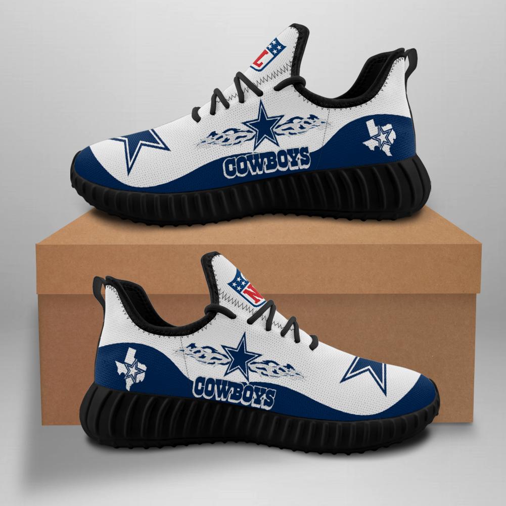 Dallas Cowboys Yeezy Shoes