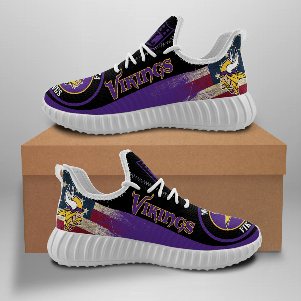 Minnesota Vikings shoes