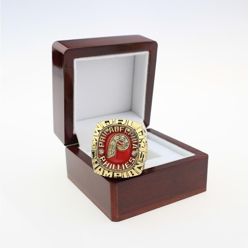 1980 Philadelphia Phillies ring