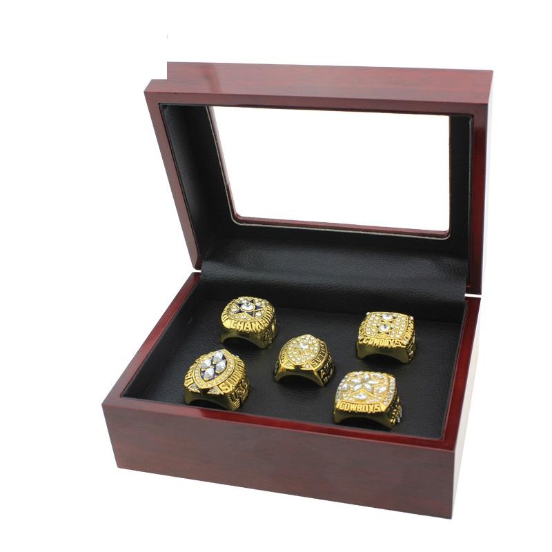 Dallas Cowboy Ring Gold