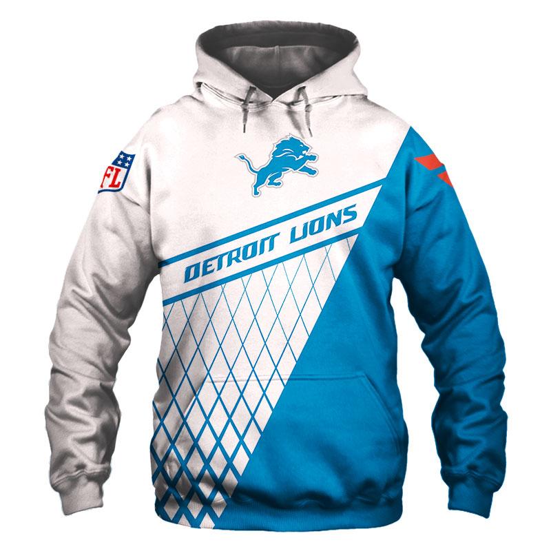 Detroit Lions Hoodie