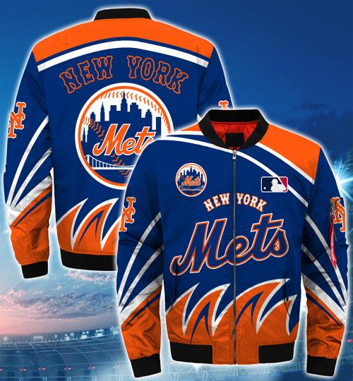 New York Mets bomber jacket