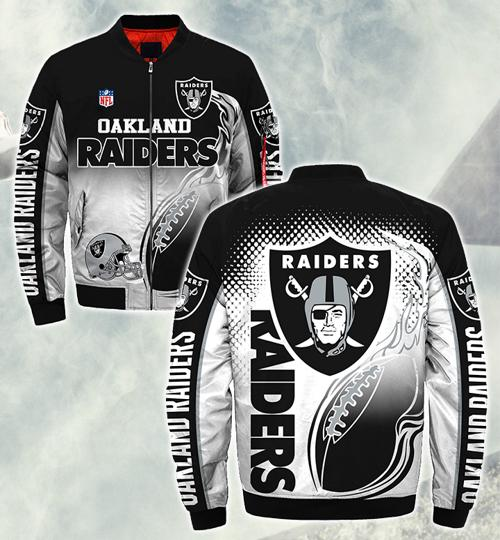 Oakland Raiders Jacket