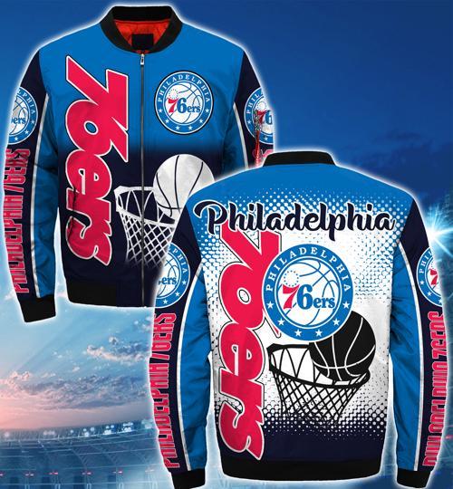 Philadelphia 76ers Jacket