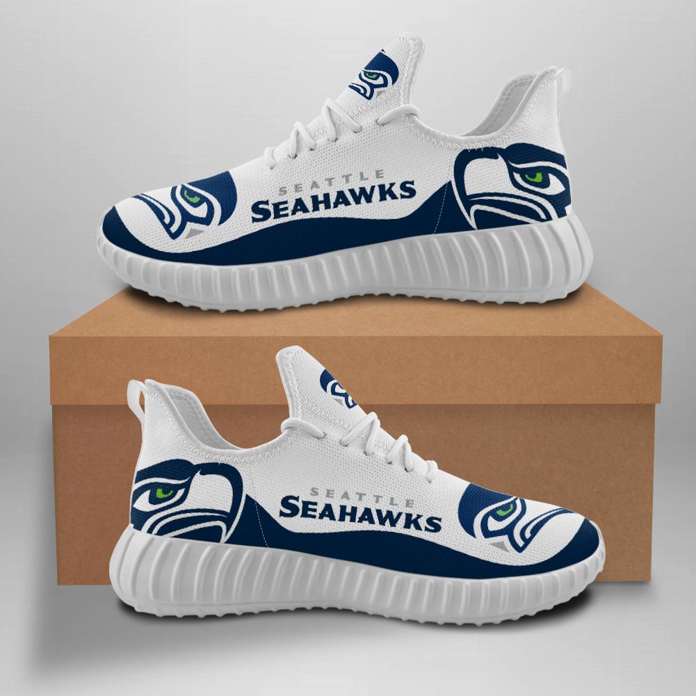 Seattle Seahawks Yeezy shoes