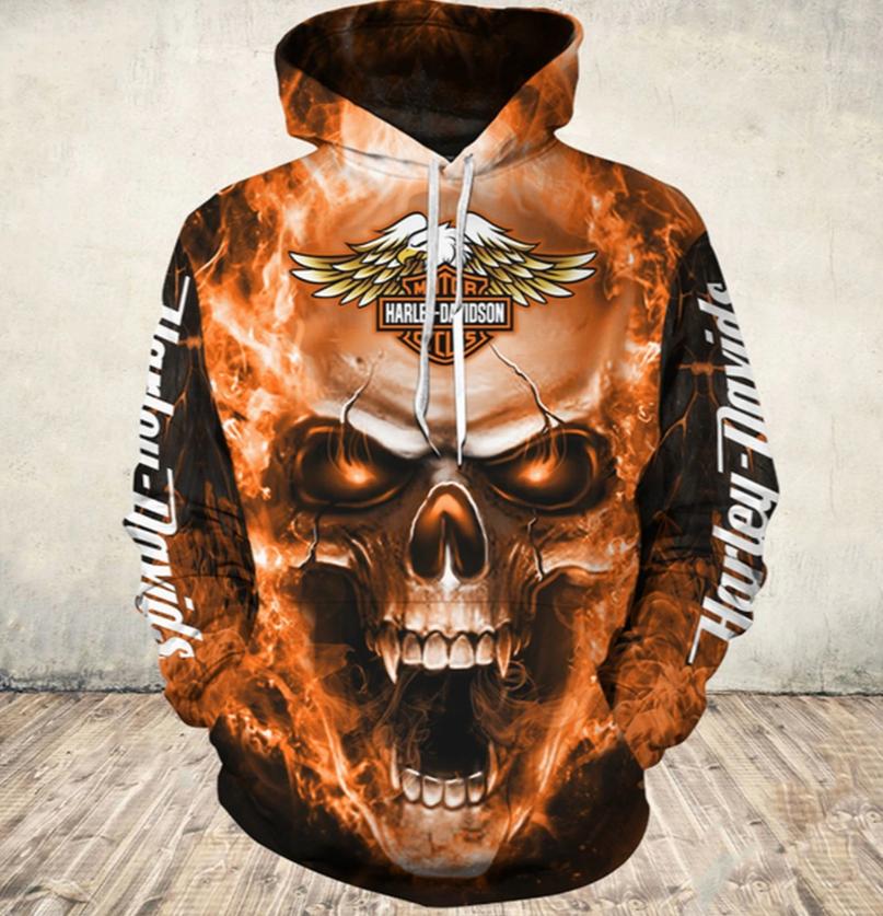 HARLEY DAVIDSON MOTORCYCLE hoodie