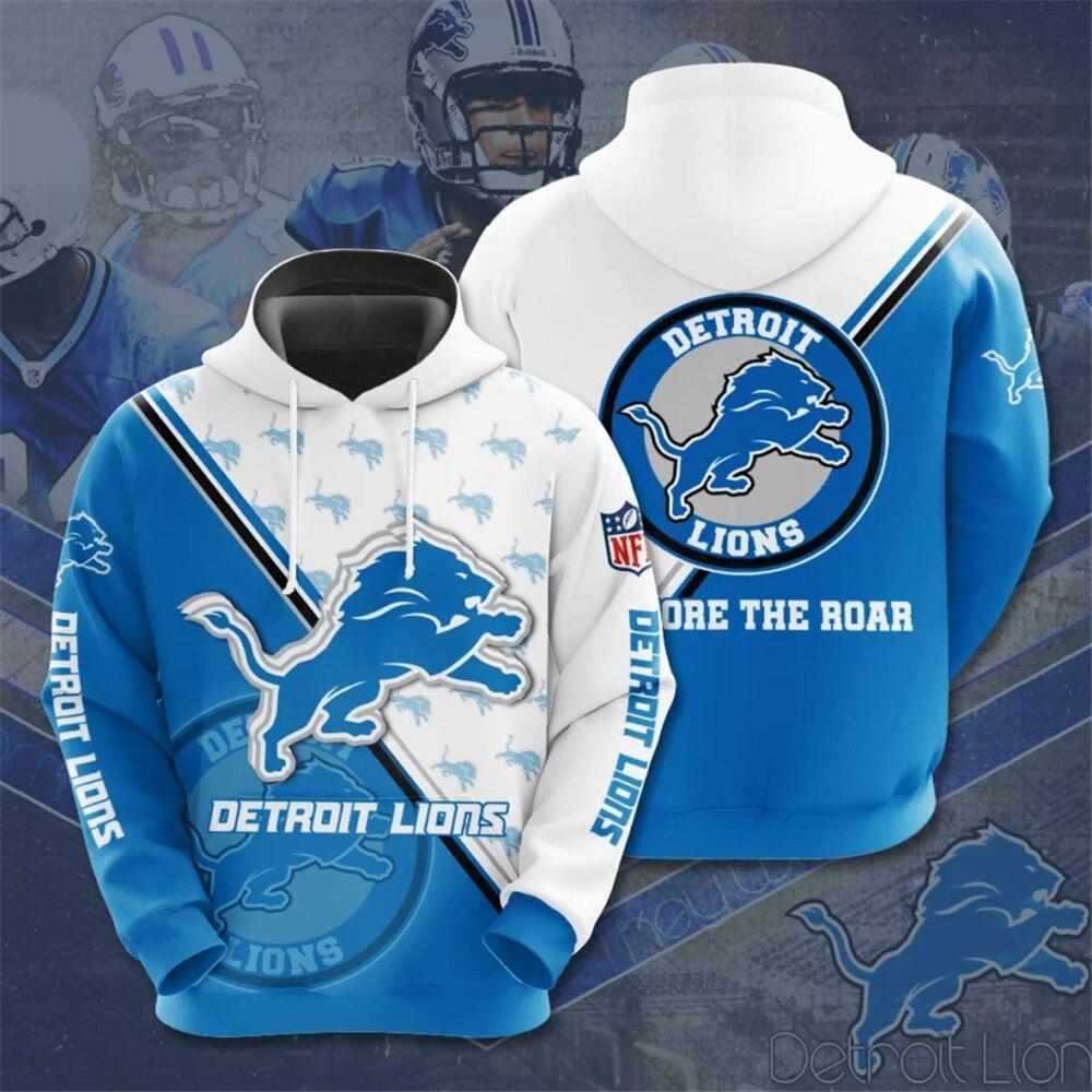 Detroit Lions Hoodies