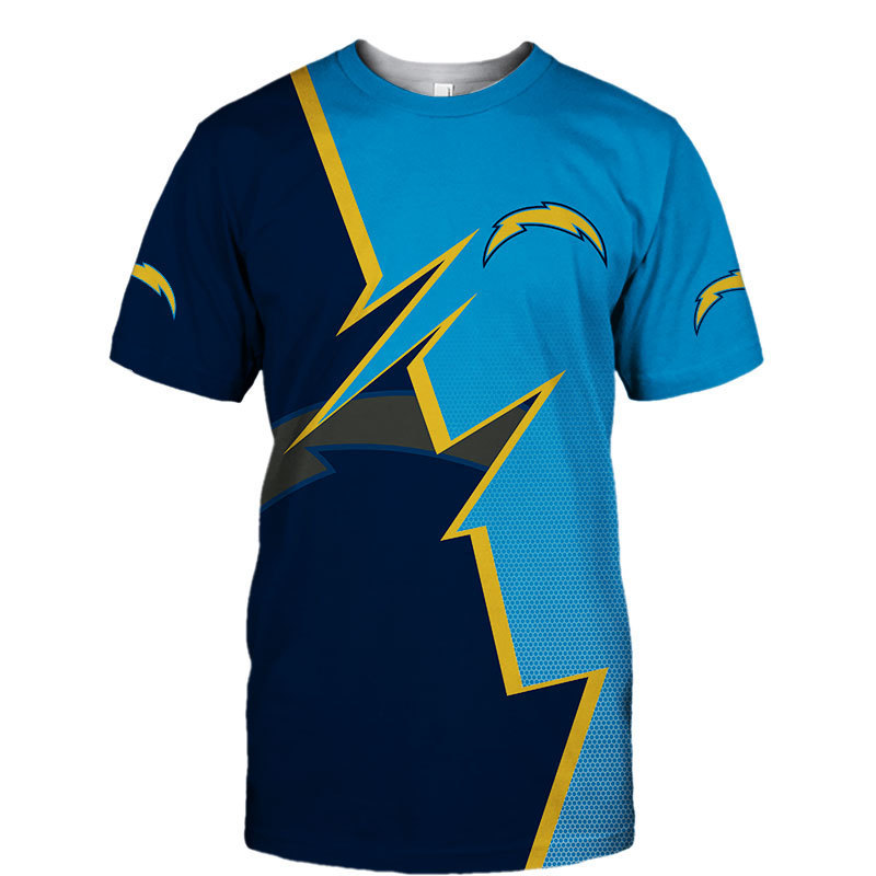 Los Angeles Chargers T-shirts