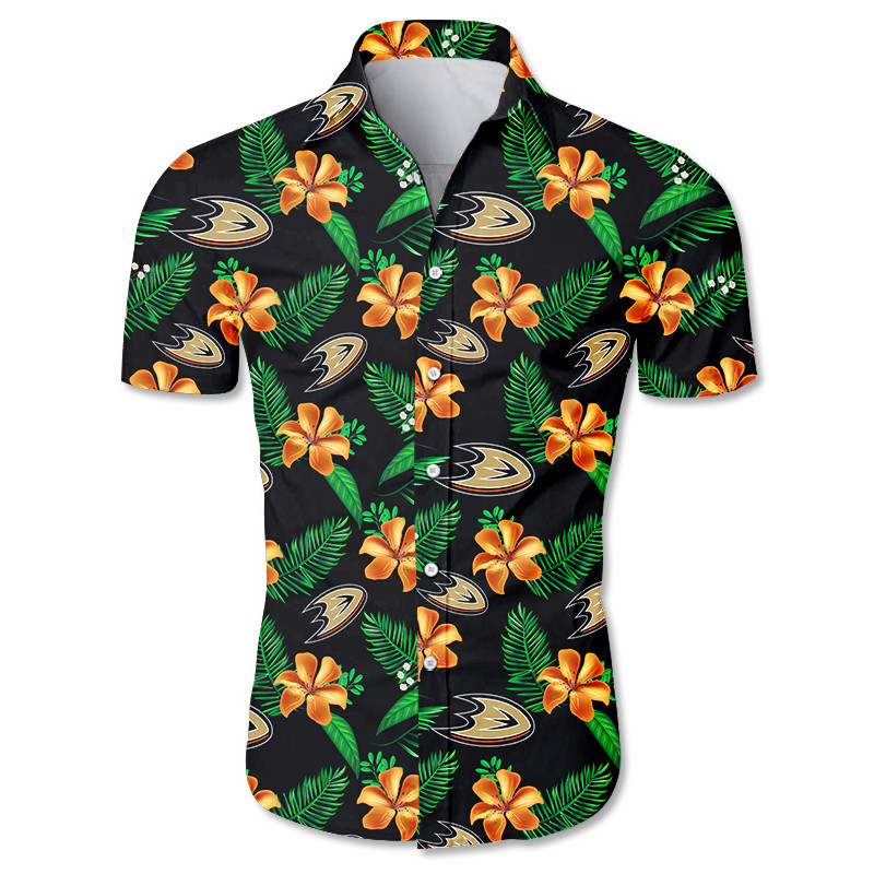 Anaheim Ducks Hawaiian Shirts