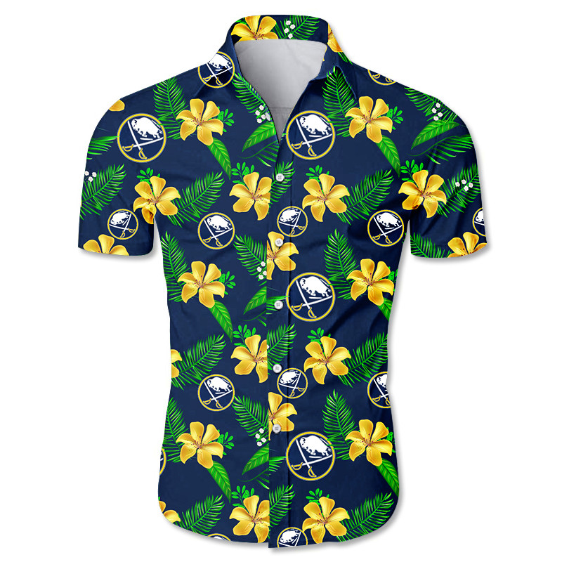Buffalo Sabres Hawaiian Shirts