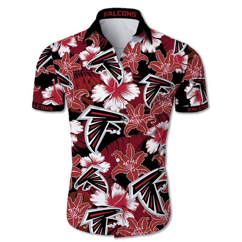Atlanta Falcons Hawaiian shirt