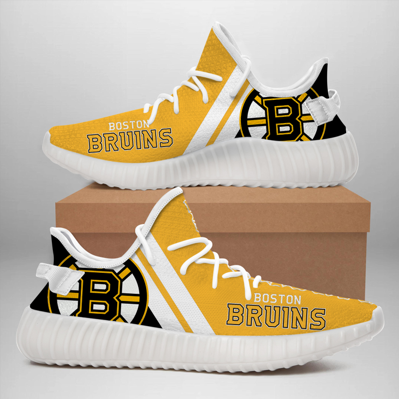 Boston Bruins shoes