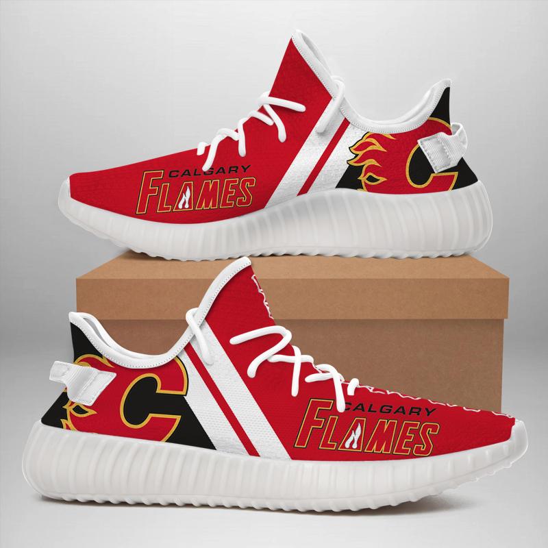 Calgary Flames shoes