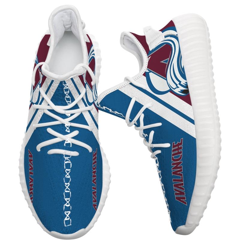Colorado Avalanche shoes
