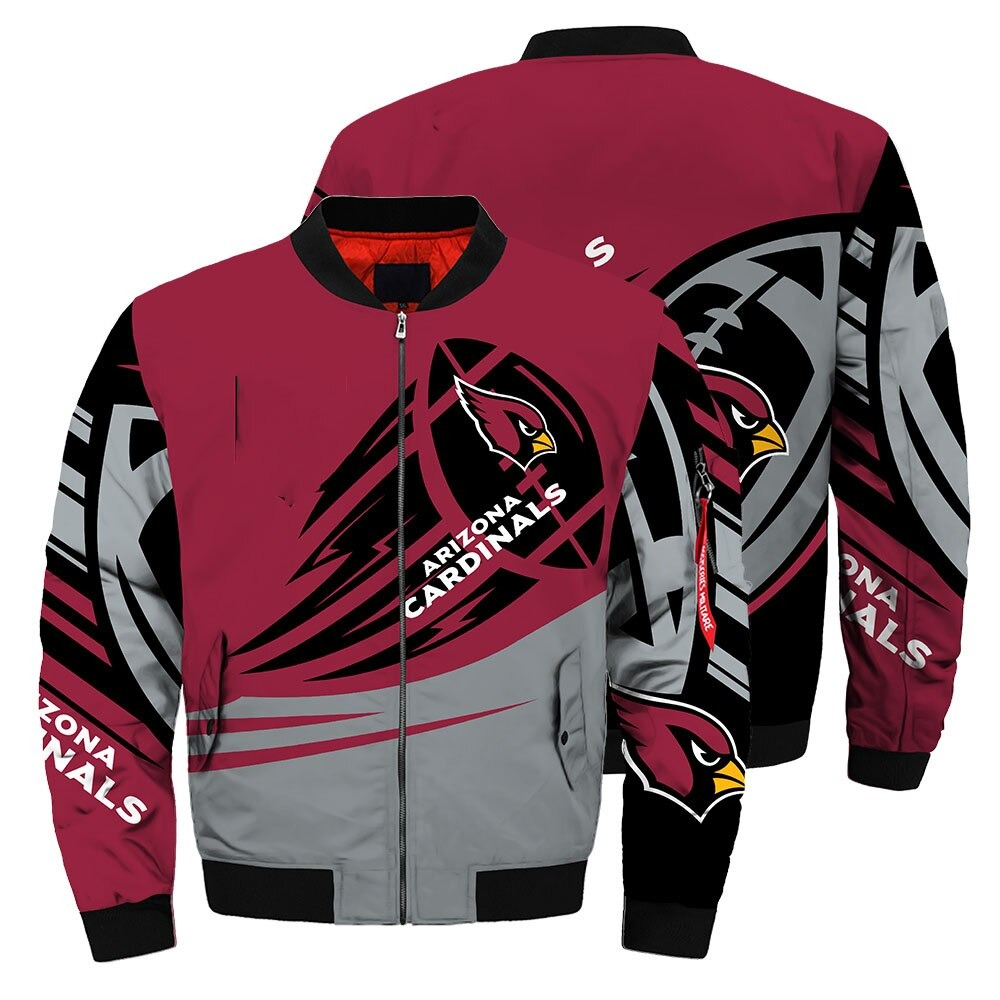 Arizona Cardinals bomber jacket