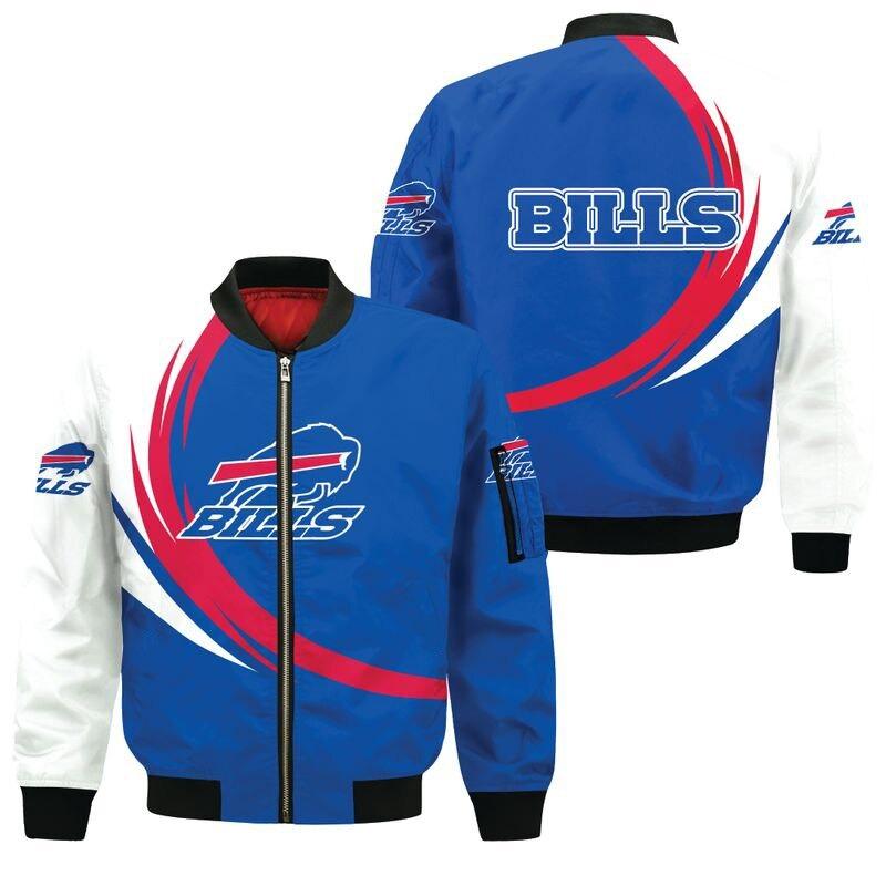 Buffalo Bills Bomber Jacket