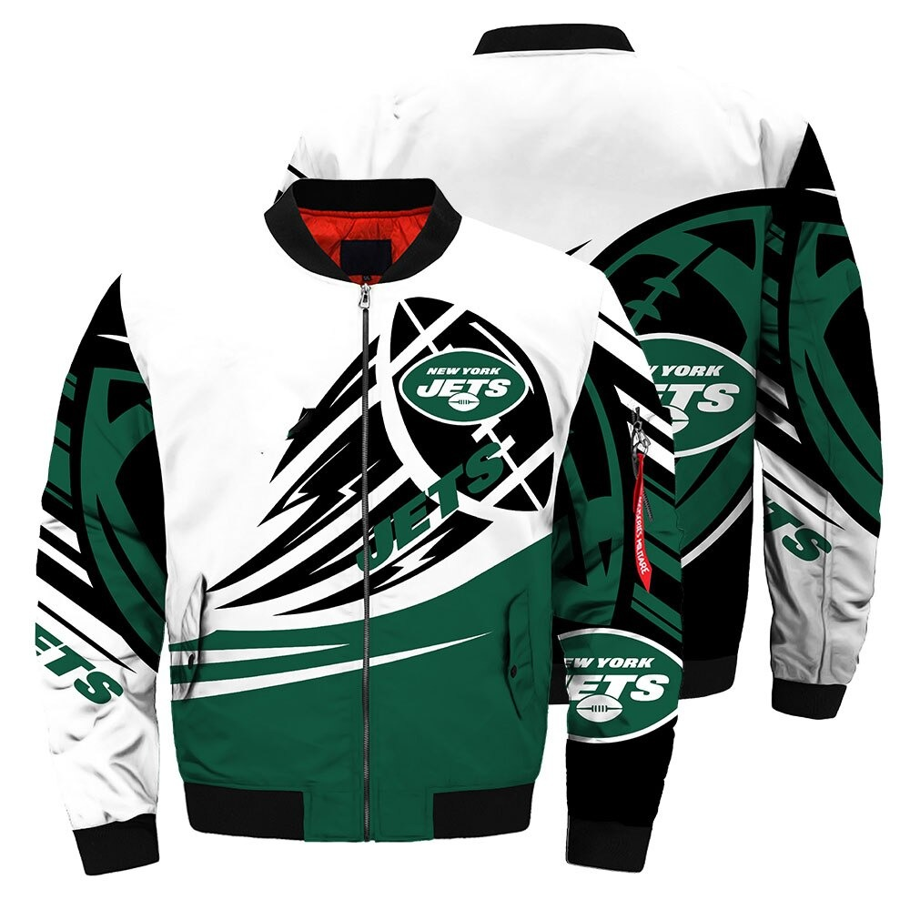 New York Jets Bomber Jacket