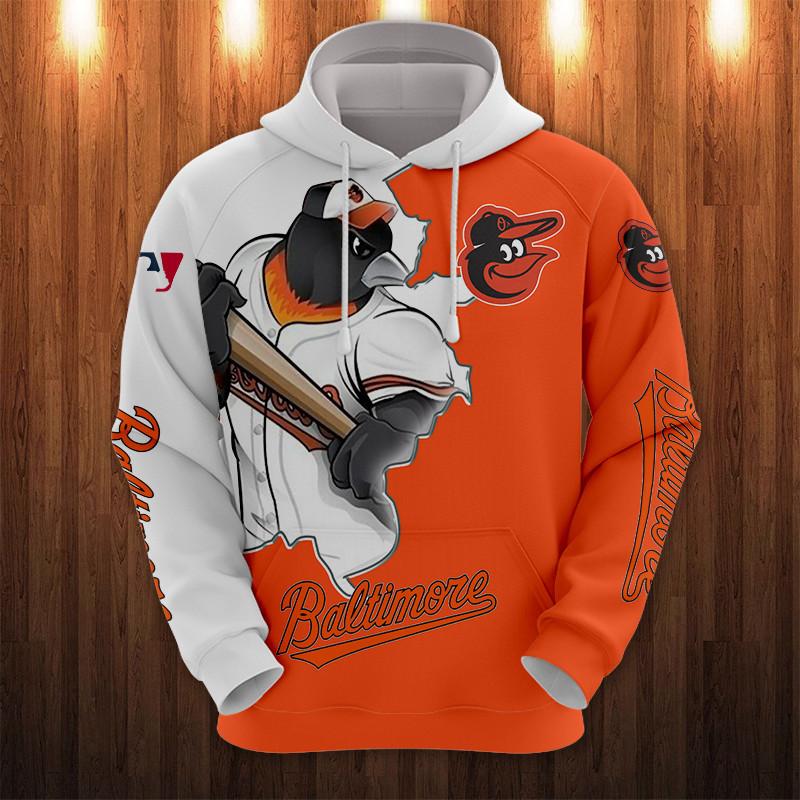 Baltimore Orioles Hoodie