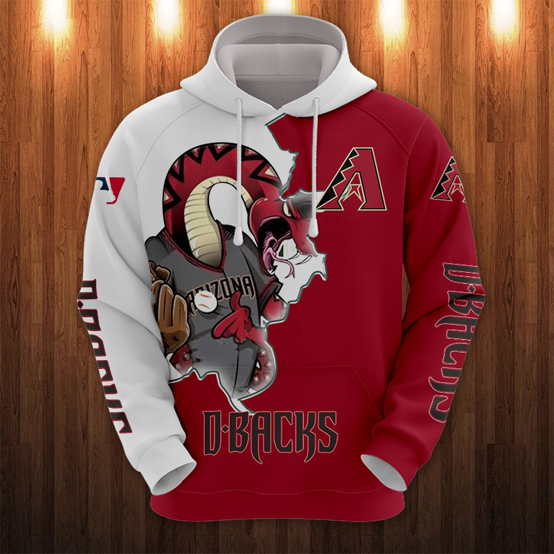 Arizona Diamondbacks Hoodie