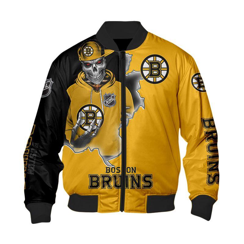 Boston Bruins Jacket