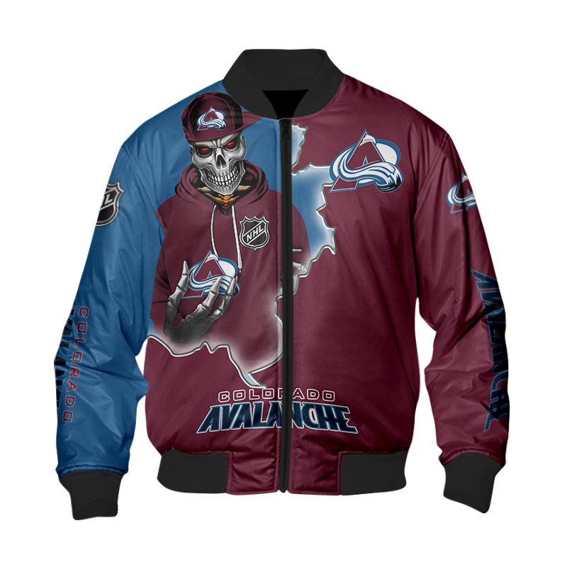 Colorado Avalanche Jacket