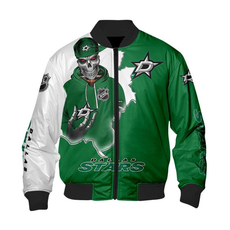 Dallas Stars Bomber Jacket
